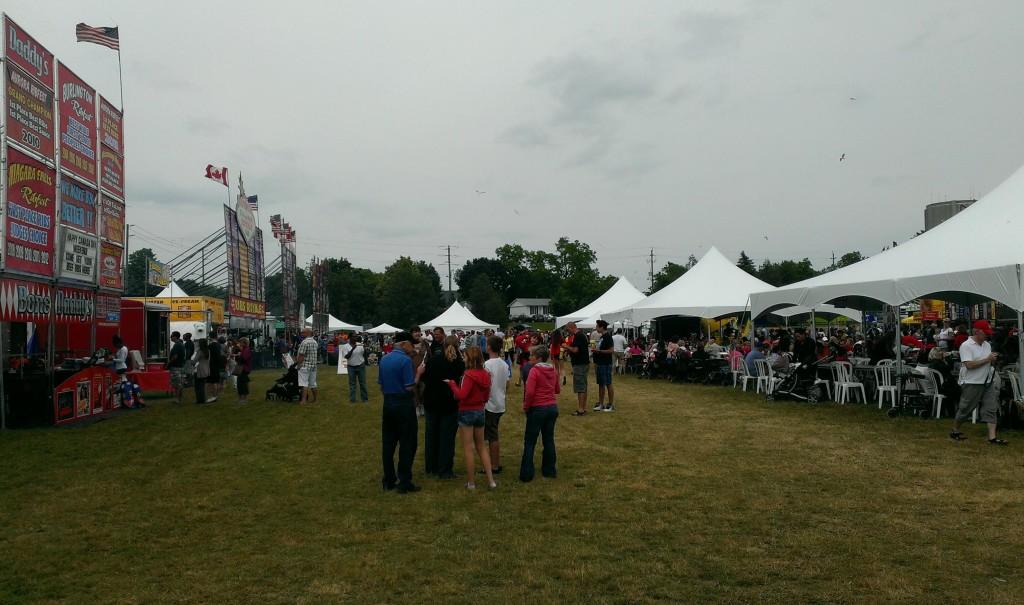 Oh Canada! Ribfest